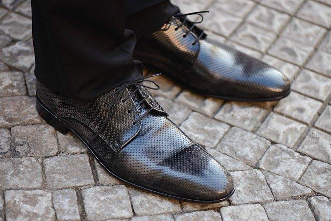 Kvalitní kožená obuv LLOYD
