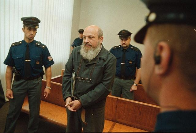 Ivan Roubal byl roku 2000odsouzen na doživotí