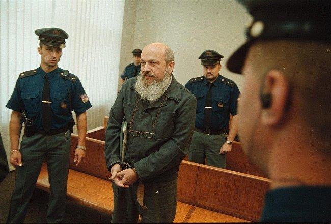 Ivan Roubal byl roku 2000 odsouzen na doživotí