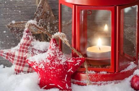 Adventní výzdoba - Krásné a jednoduché dekorace