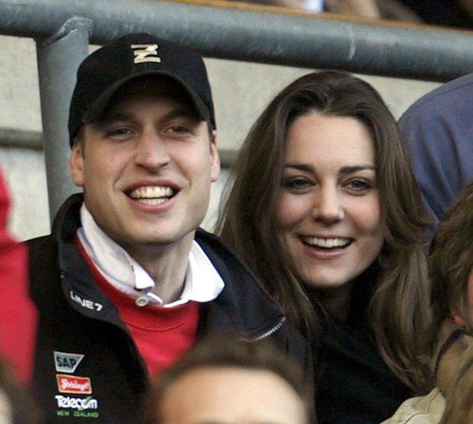 Oba milují sport a rádi se na něj společně chodí podívat.