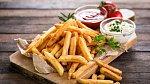 Co za jídlo si na schůzce nedávejte? Smažené hranolky
