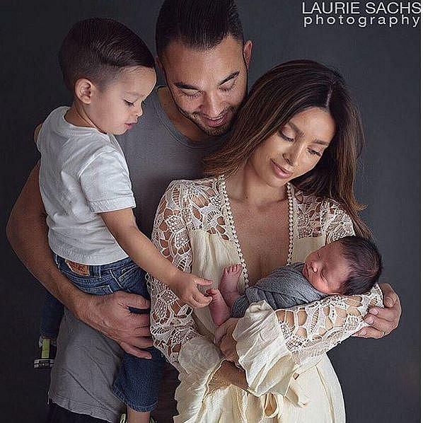 Krásná rodinka, že?