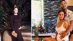 Chrissy Teigen (32), manželka zpěváka Johna Legenda (39) mu letos porodí druhého potomka.
