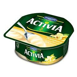 Activia tvaroh vanilka