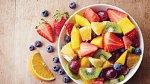 Ovoce je velmi dobrým zdroje sacharidů.