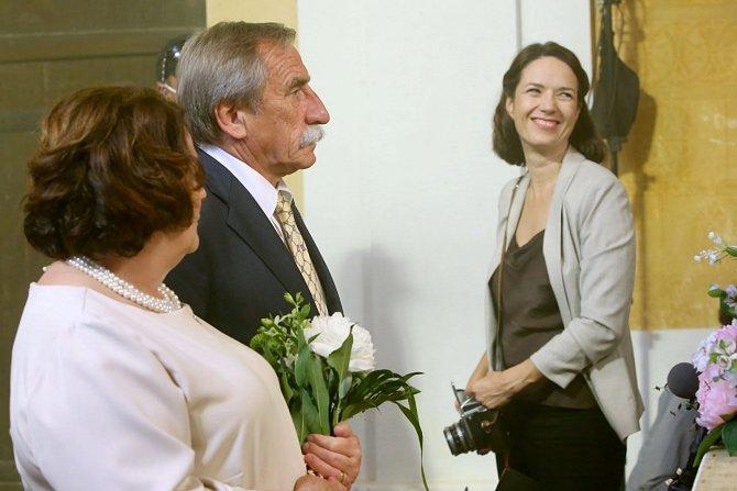 V seriálu se objeví i Tereza Kostková.