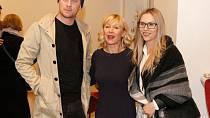 S maminkou Danou Batulkovou a bratrem Jakubem má Mariana krásný vztah.