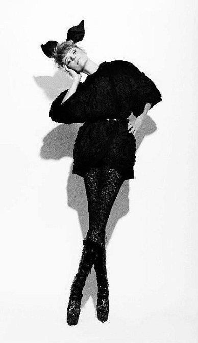 Módní ikona Aňa Gaislerová
