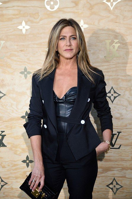 Nejlépe placené herečky roku 2017 - 2. Jennifer Aniston