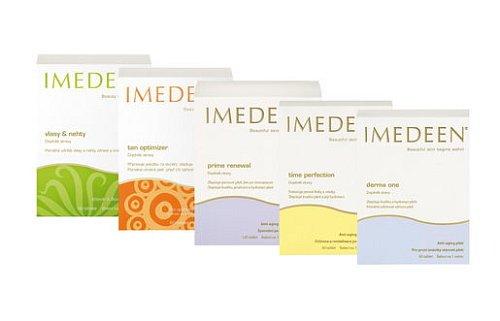 IMEDEEN®: Mladší a zářivější pokožka díky tabletám