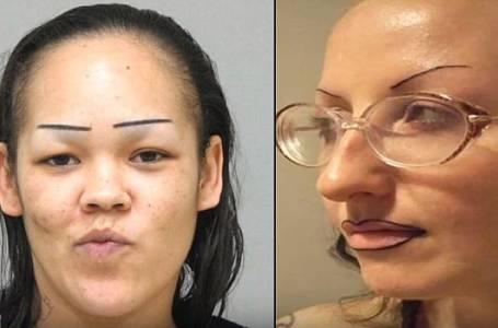 Nevhodný make-up