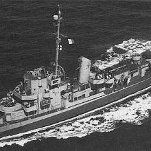 Torpédoborec USS Eldridge