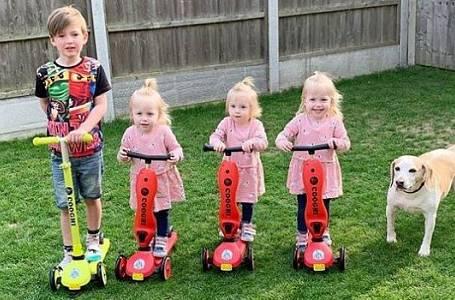 Tři porody, pět dětí