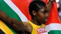 Kontroverzní atletka Caster Semenya