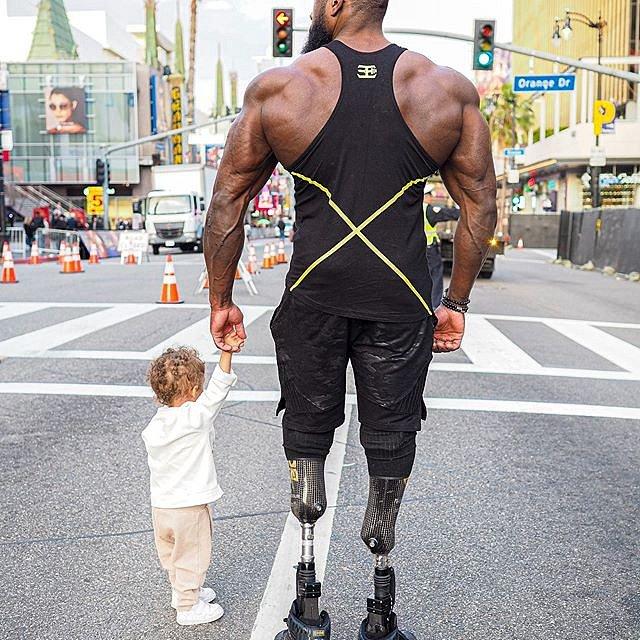 Děti jsou pro něj vším.