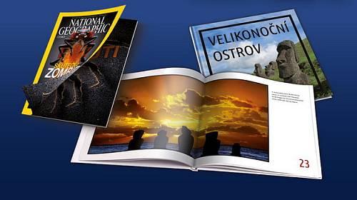 Darujte předplatné časopisu National Geographic