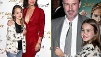 Courteney Cox s bývalým manželem vychází i kvůli dceři Coco velmi dobře.
