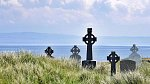 Ilustrační foto - Kříže na ostrově Inisheer