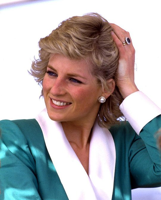 "Diana, princezna z Walesu: ""Můj bože, co se stalo?"""