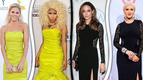 Kdo je umí nosit lépe?