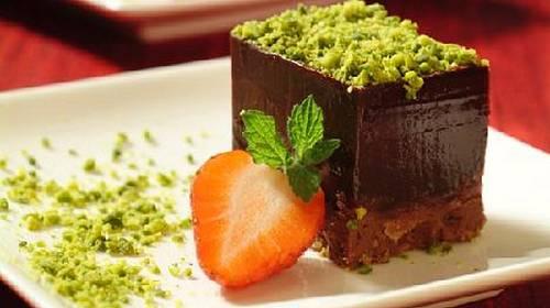Šikovná kuchařka - Čokoládové okouzlení