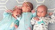 Čtyři děti, jedno postižení