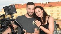 Václav Noid Bárta a Eliška Grabcová společně vychovávají roční dceru Elišku.