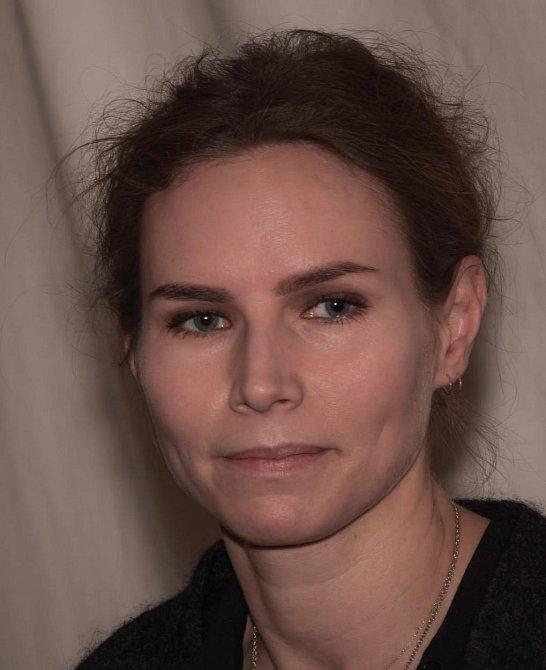 Nina Persson, zpěvačka skupiny The Cardigans