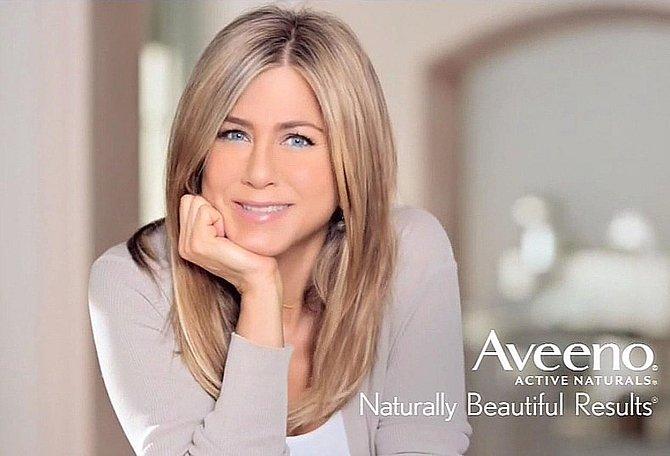 Jennifer je tváří mnoha reklamních kampaní.