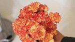 Řezané květiny budou déle čerstvé, pokud jim do vody přidáte pár lžic jablečného octa.