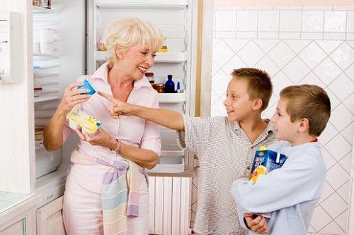 rodina, Tchyně, vztahy, zeť, snacha, vnoučata