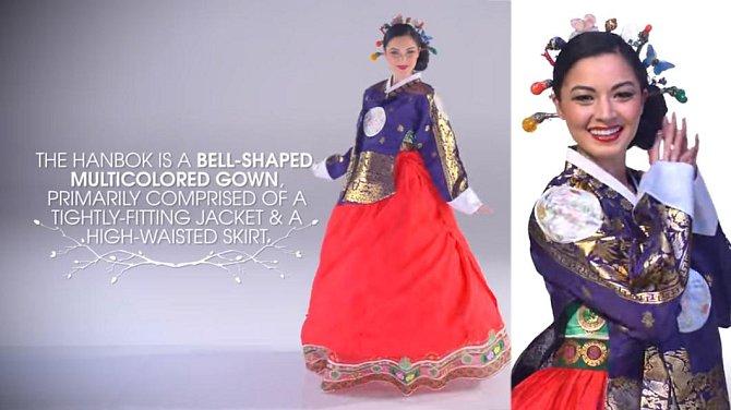 Korea - tradiční verze
