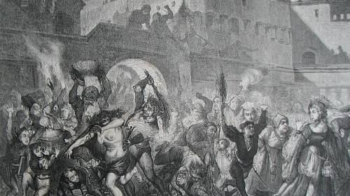 <p><strong>Pálení čarodějnic v polské Nise</strong> <br /> V roce 1650 zde bylo upáleno přes 900 dív