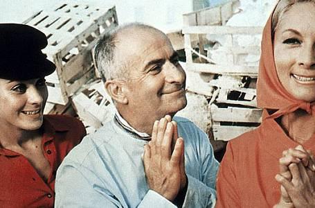 Dcera četníka ze Saint Tropez milovala zrůdu