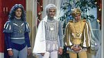 Z pohádky Princ a Večernice