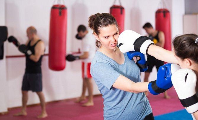 Bojové sporty mají stejný efekt jako kardio.