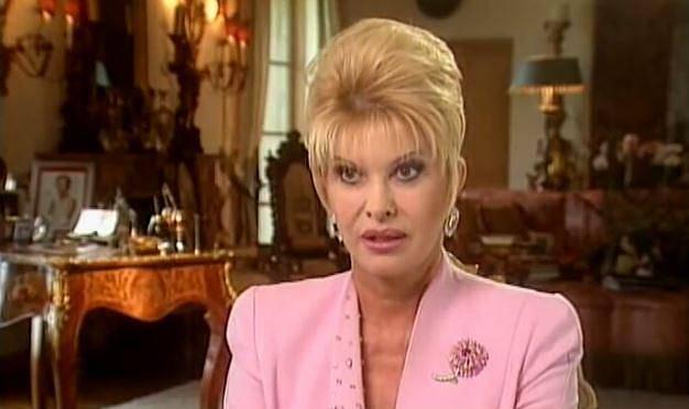Po rozvodu s Donaldem hledala útěchu v o mnoho let mladších mužských náručích.