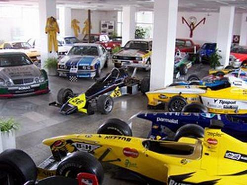 Muzeum sportovních vozů