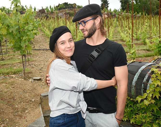 Tereza Ramba má se svým manželem krásný vztah.