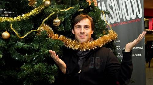 Vánoční nášup Romana Vojtka