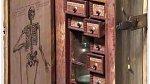 Jedová skříňka ze 17. století