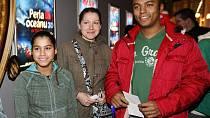 Rey Koranteng je pyšným otcem tří dcer
