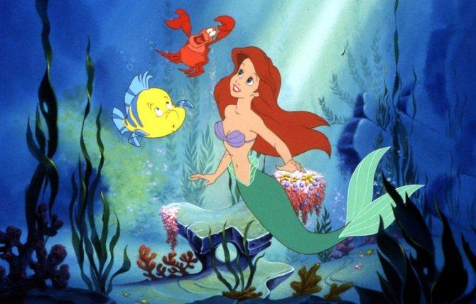 Animovaná klasika z dílny Walta Disneyho.