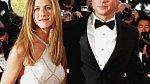 Jennifer Aniston a Brad - jeden z nejkrásnějších párů
