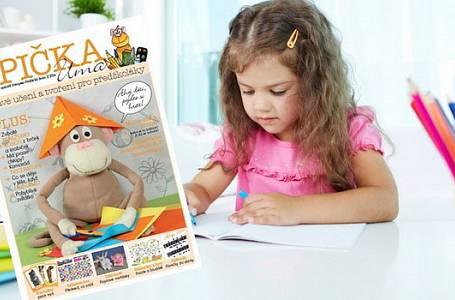 Opička Uma, kamarádka tvořivých dětí je opět tady