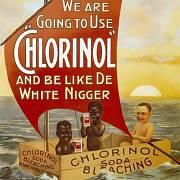 Používejte Chlorinol a budete jako bílý negr