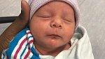 Syn Ezra se narodil ve 33. týdnu.