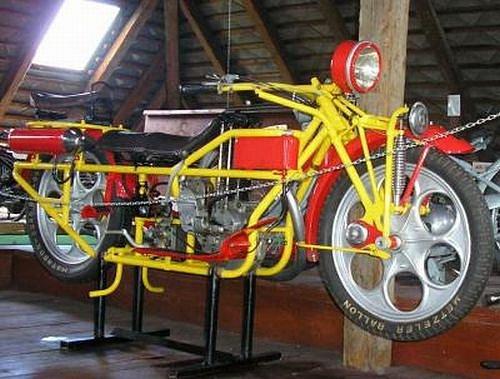 Muzeum historických motocyklů