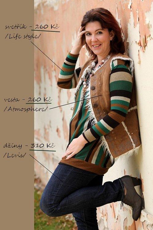Podzimní móda ze second-handu do tisícovky (1. díl)